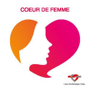 Leaflet Cœur de femme - Ligue cardiologique
