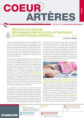 Cœur & Artères 2019-2