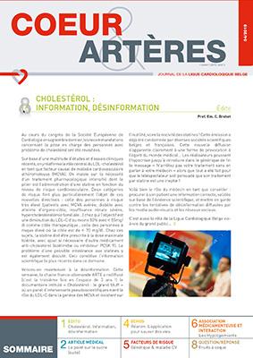 Cœur & Artères 2019-4
