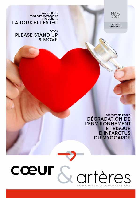 Journal de la ligue cardiologique belge